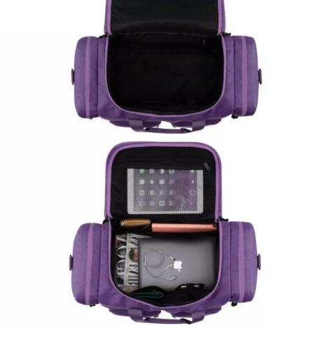 Gonex Bag Water-resistant Carry-On Purple
