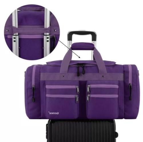 Gonex Bag Gym Sports Water-resistant Carry-On