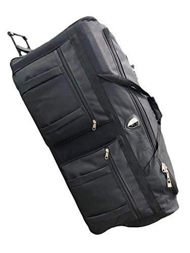 Gothamite 42-inch Rolling Duffle Bag with