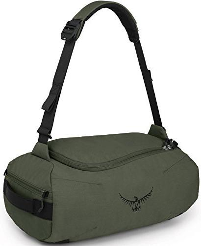 Osprey Packs Trillium 45 Duffel Truffle Green, One Size