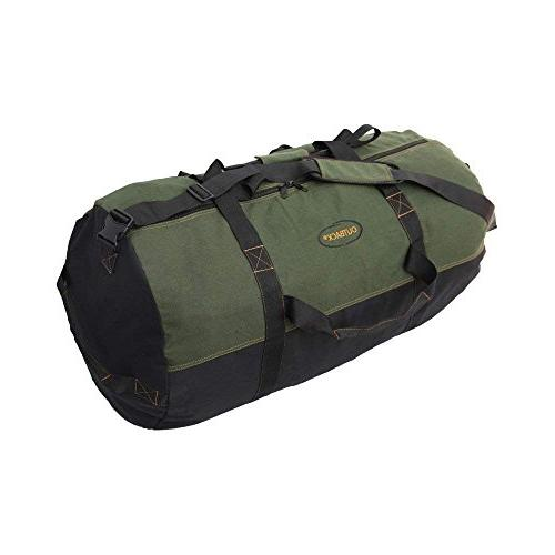 "Leadmark Outback Duffle Bag, Large 30"" x 18"""