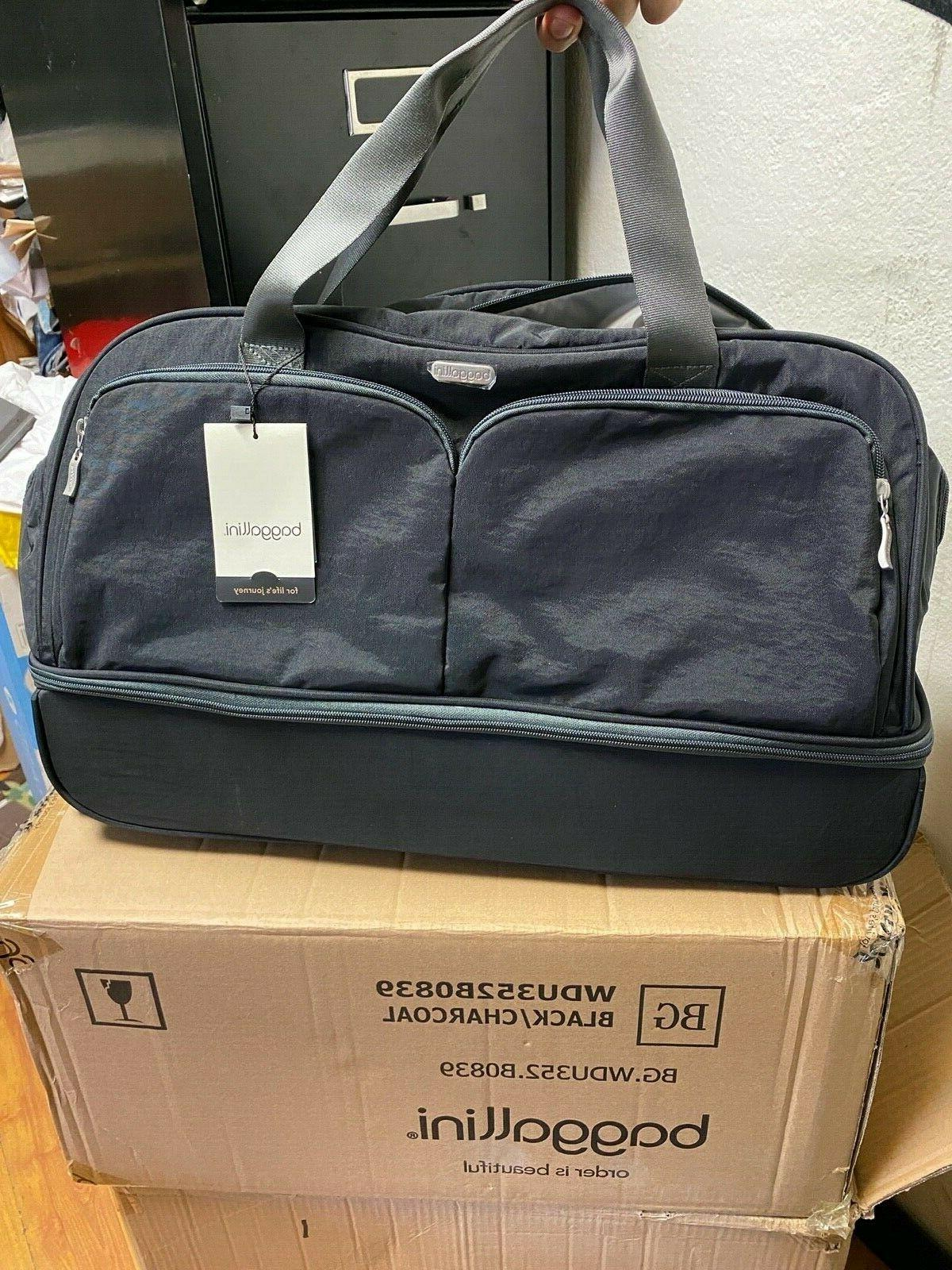 brand new rolling carry on duffle bag