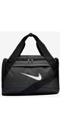 Nike Brasilia X-Small Game Black Gym Sports Training Gear Du
