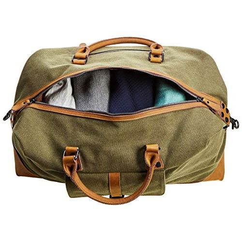 AmazonBasics Canvas Olive