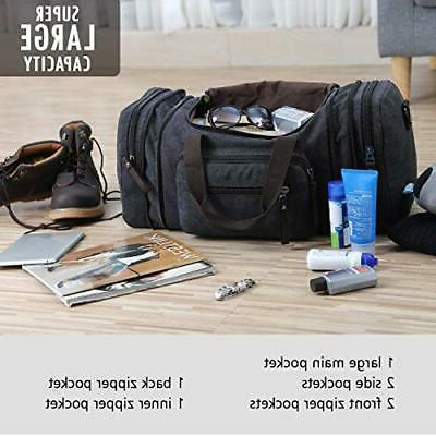 Toupons Luggage Bag, Black