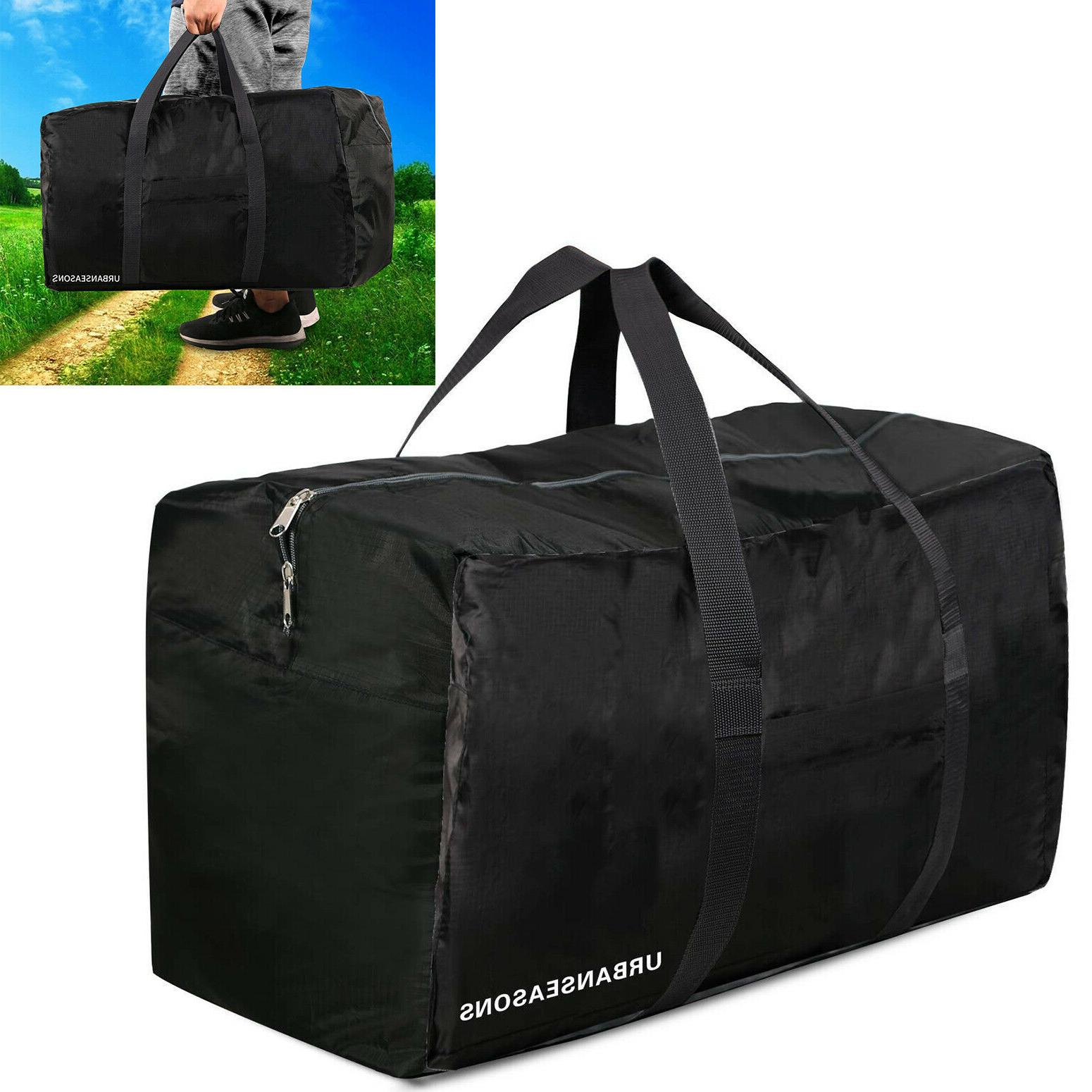 Duffle Bag Travel 96L Men Women Overnight Sports Gym Large W