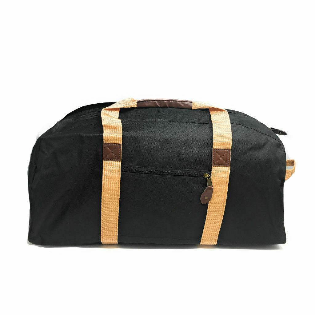 Duffle Sport Travel Red Black Blue Gray