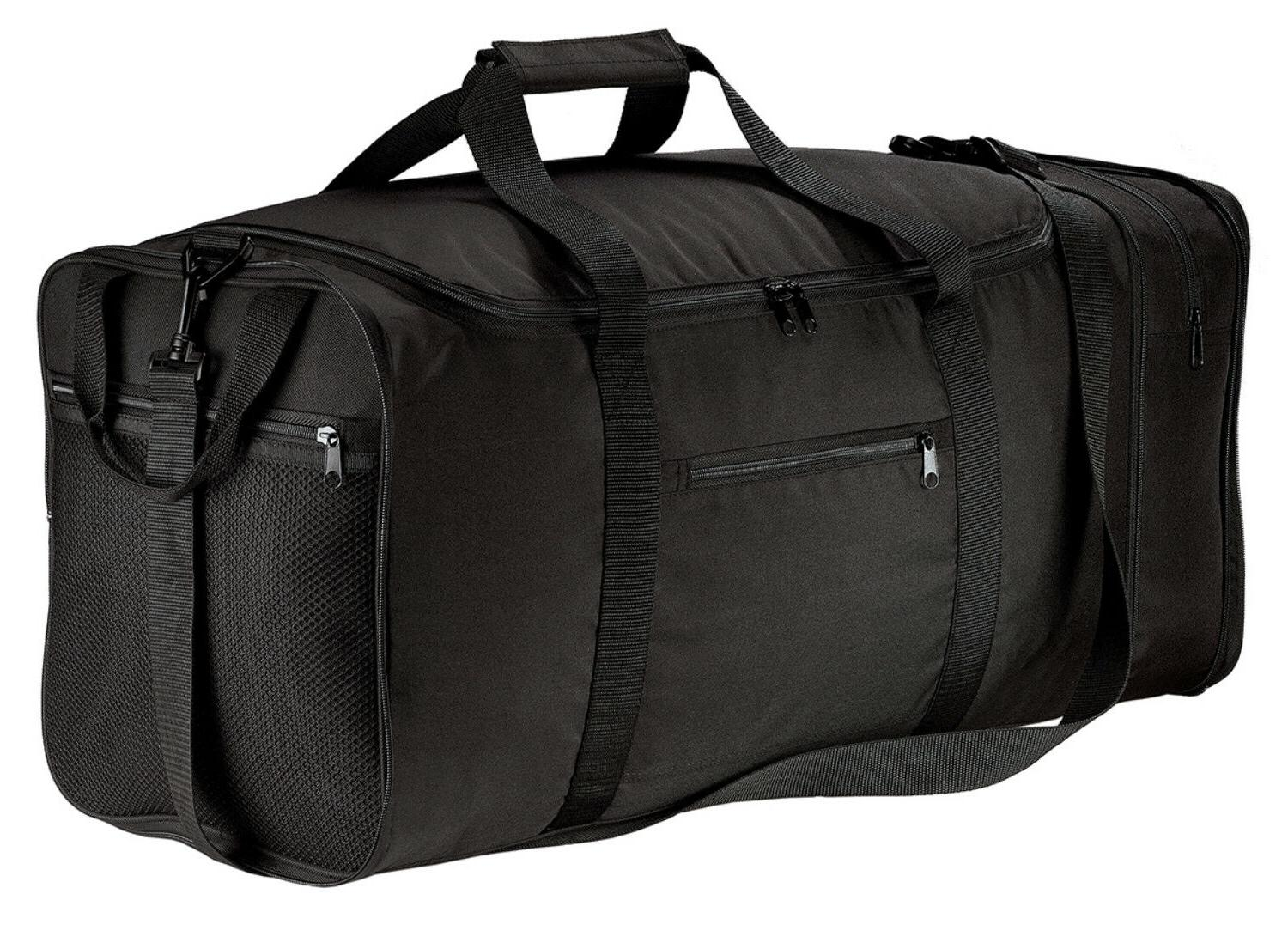 extra large packable duffle bag travel gym