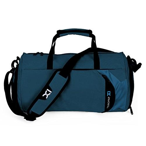 INOXTO Gym Bag with Shoes Compartment Bag Women Men