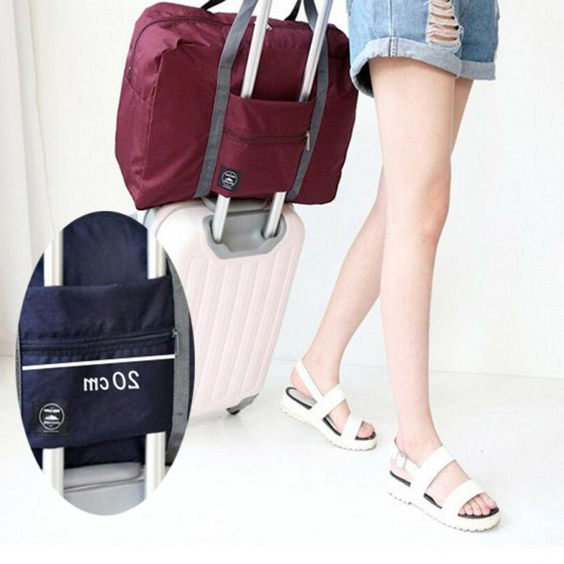 Stylish Packing Carry-on Duffle Bags