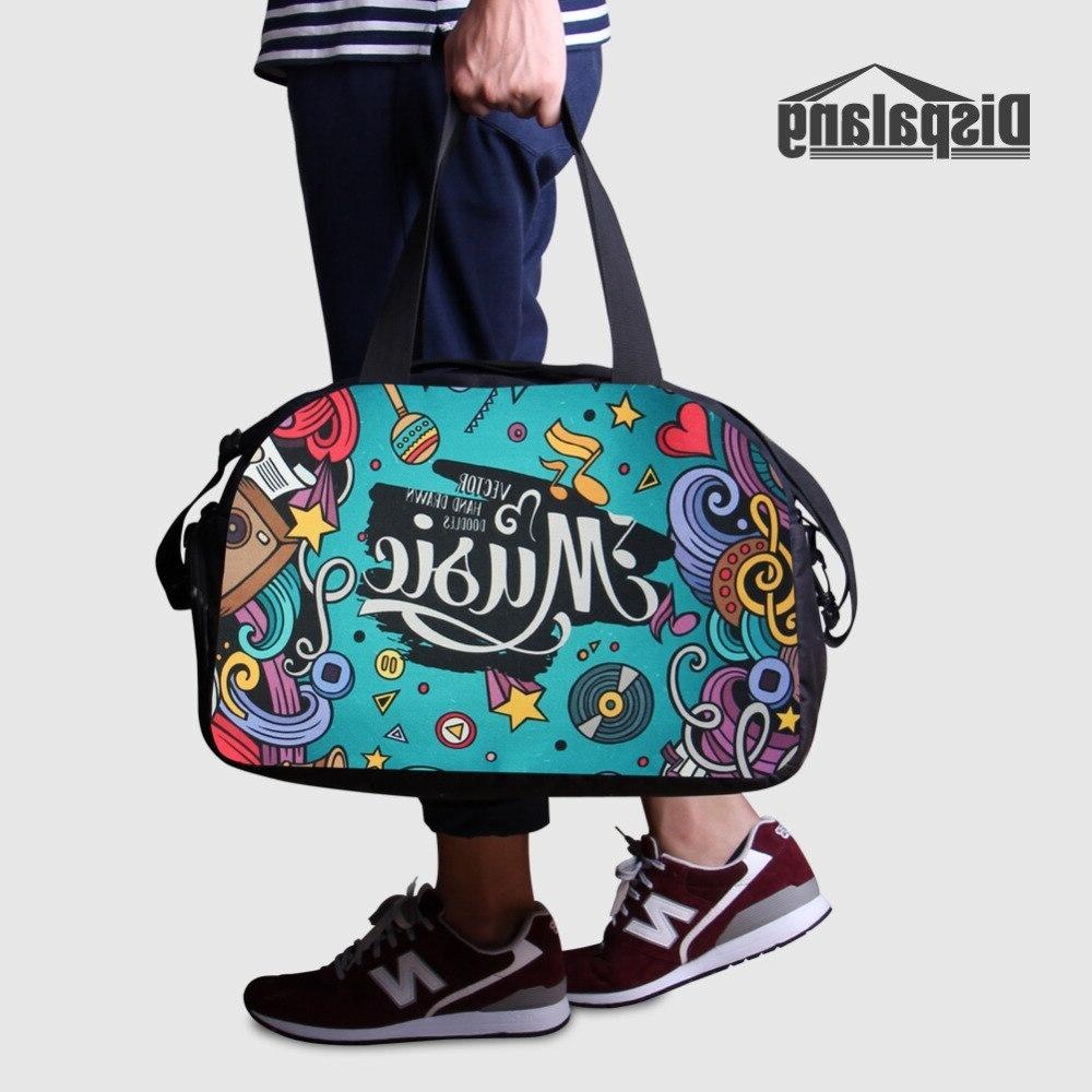 Dispalang <font><b>Bags</b></font> <font><b>Unisex</b></font> With Pocket For Traveling Women Outdoors