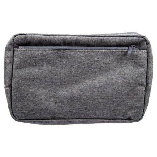 Bodico Global Collection Travel Grey, 9 X Inches