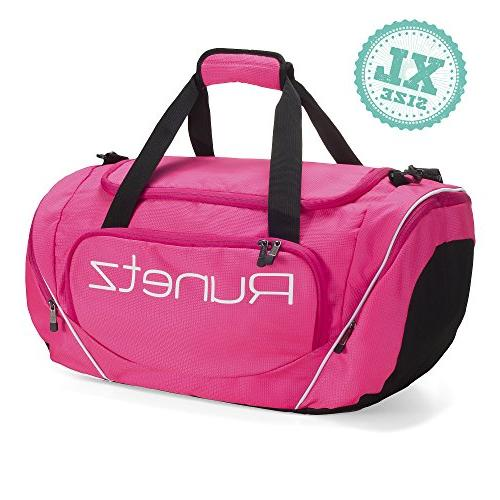 gym bag athletic shoulder