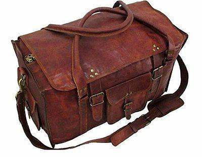Hlc Mens Style On Luggage Flap Duffel Bag Travel