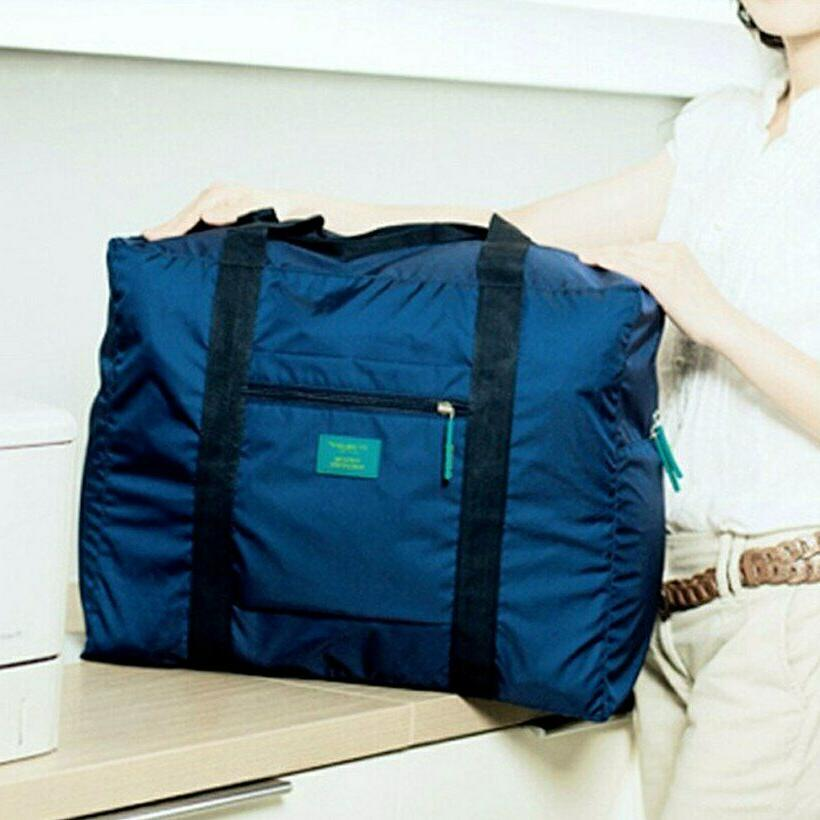 Hot Storage Duffle Folding