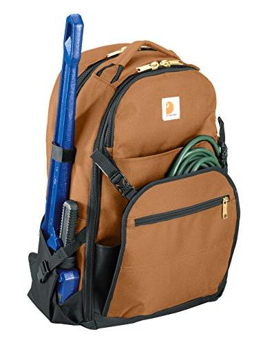 c7027099c4 Carhartt Legacy Expandable-Front Tool Backpack, Carhartt Brown