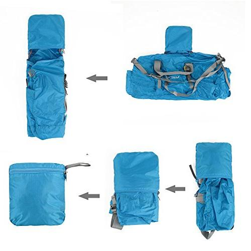 Portable Duffel Bag for Gym Camping