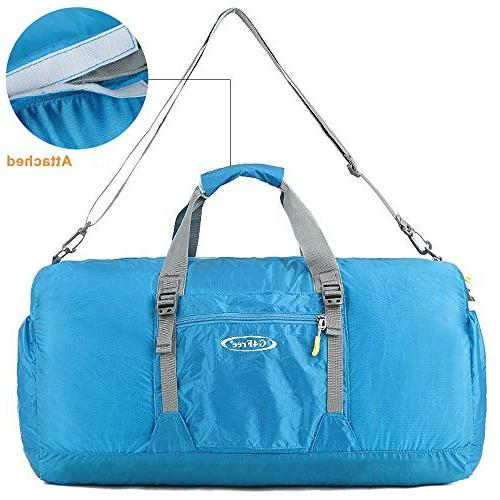 G4Free Portable Travel Duffel for Gym Sports Camping