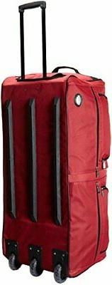 Rockland Luggage 36 Rolling Duffle Large