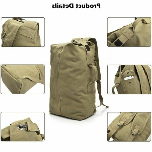 Hiking Duffle Bag Military Handbag