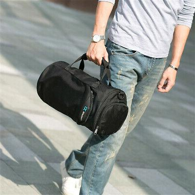 Men Nylon Holdall Gym Travel Duffel Luggage