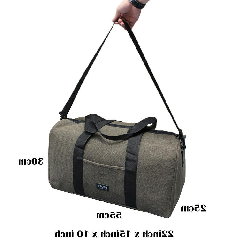 New Duffle Luggage Bags Shoulder