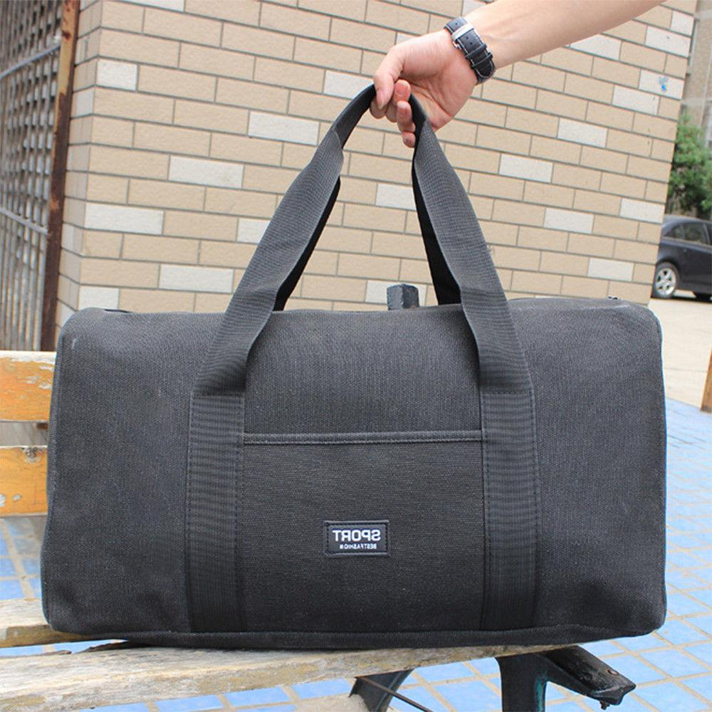 New Duffle Luggage Travel Bags Shoulder