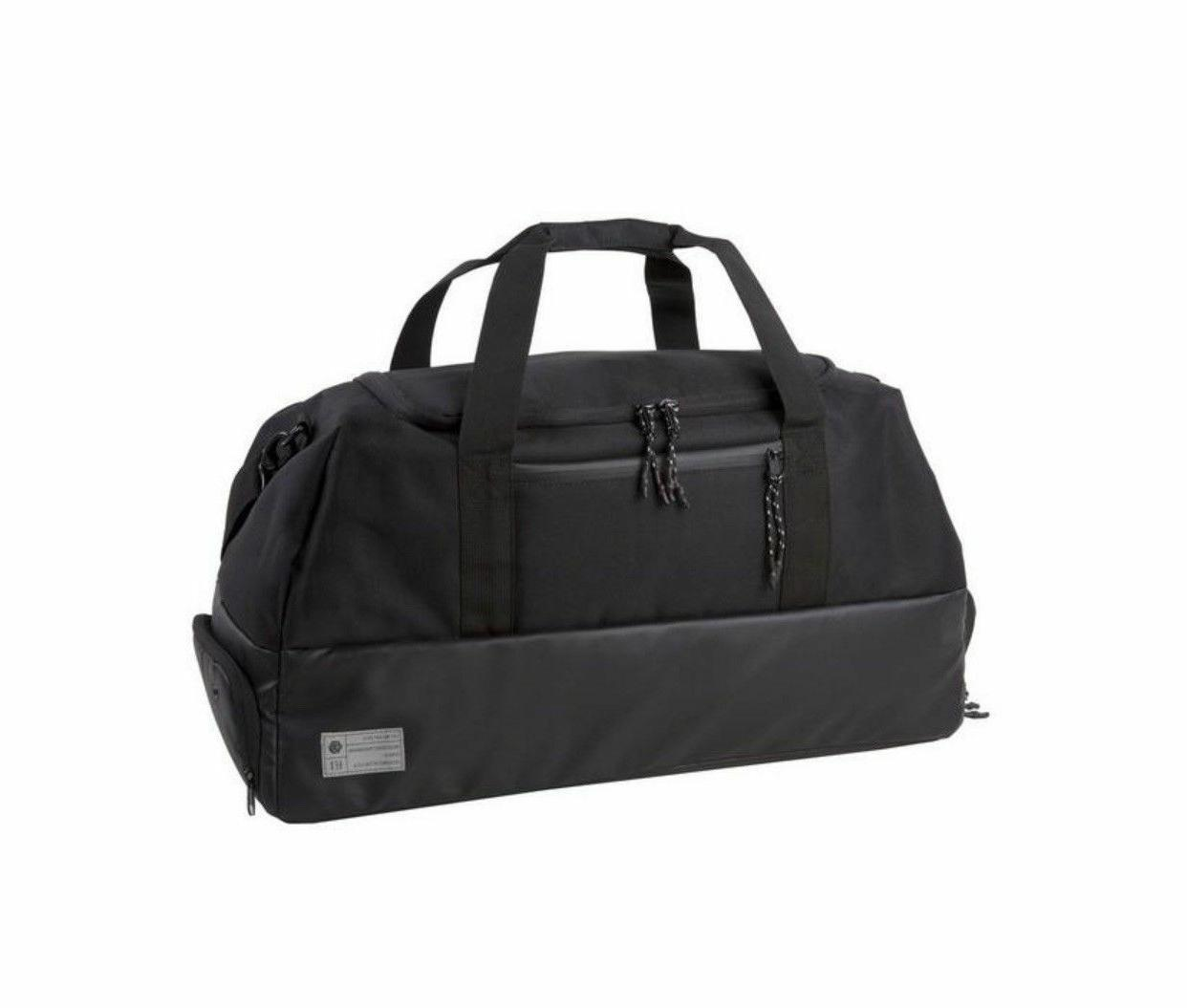 New HEX Duffle Bag Black Size Carry