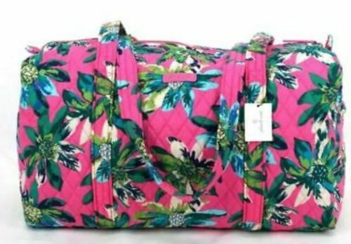 nwt large duffel bag in tropical paradise