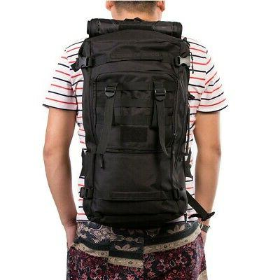 Outdoor Backpack 50L Duffel Military Gear