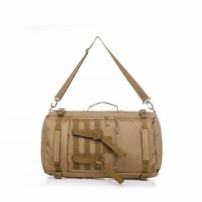 Outdoor Tactical 50L Duffel Duffle Molle
