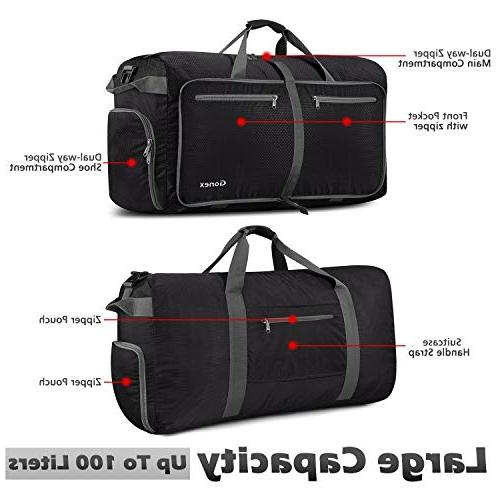 Gonex Travel Duffle Bag, Extra Luggage