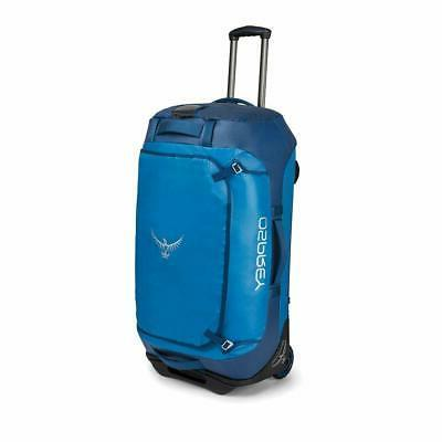 Osprey Packs Rolling Transporter 90 Duffel Bag, Kingfisher B