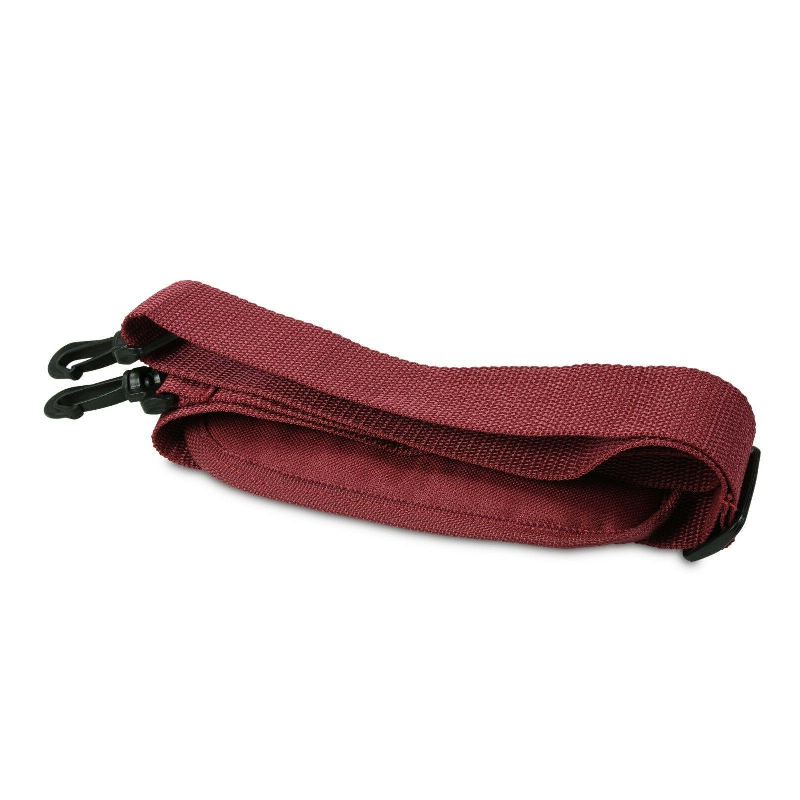 DALIX Premium Replacement Strap with Pad Travel Duffle