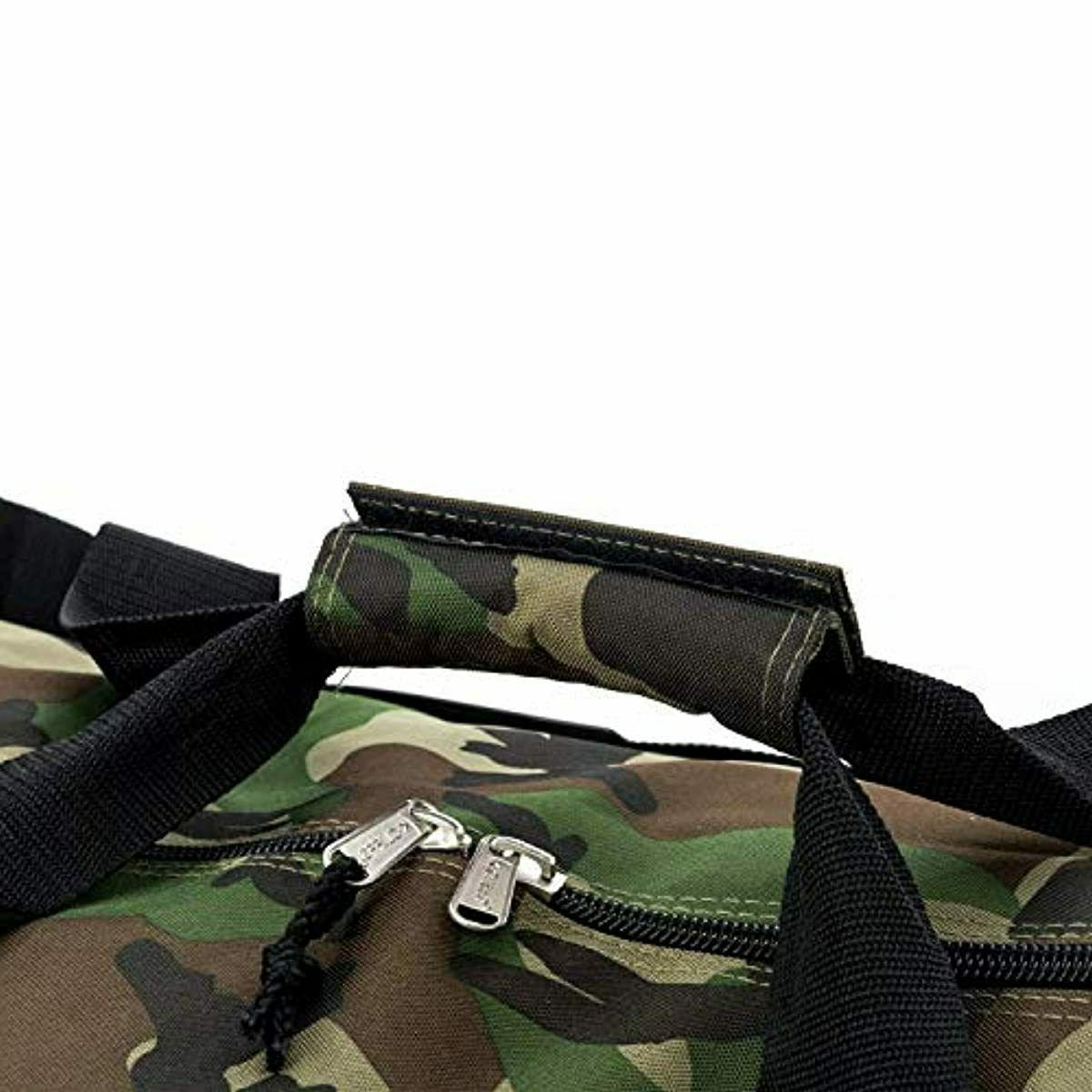 Rockland Rolling Duffle Camouflage X-Large Travel
