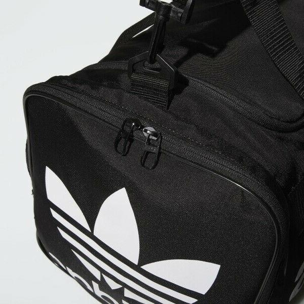 Adidas Duffel Black White CH7666 School