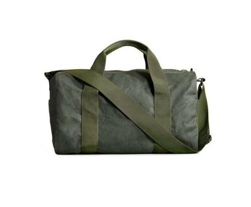 small field duffle bag tin cloth 70110