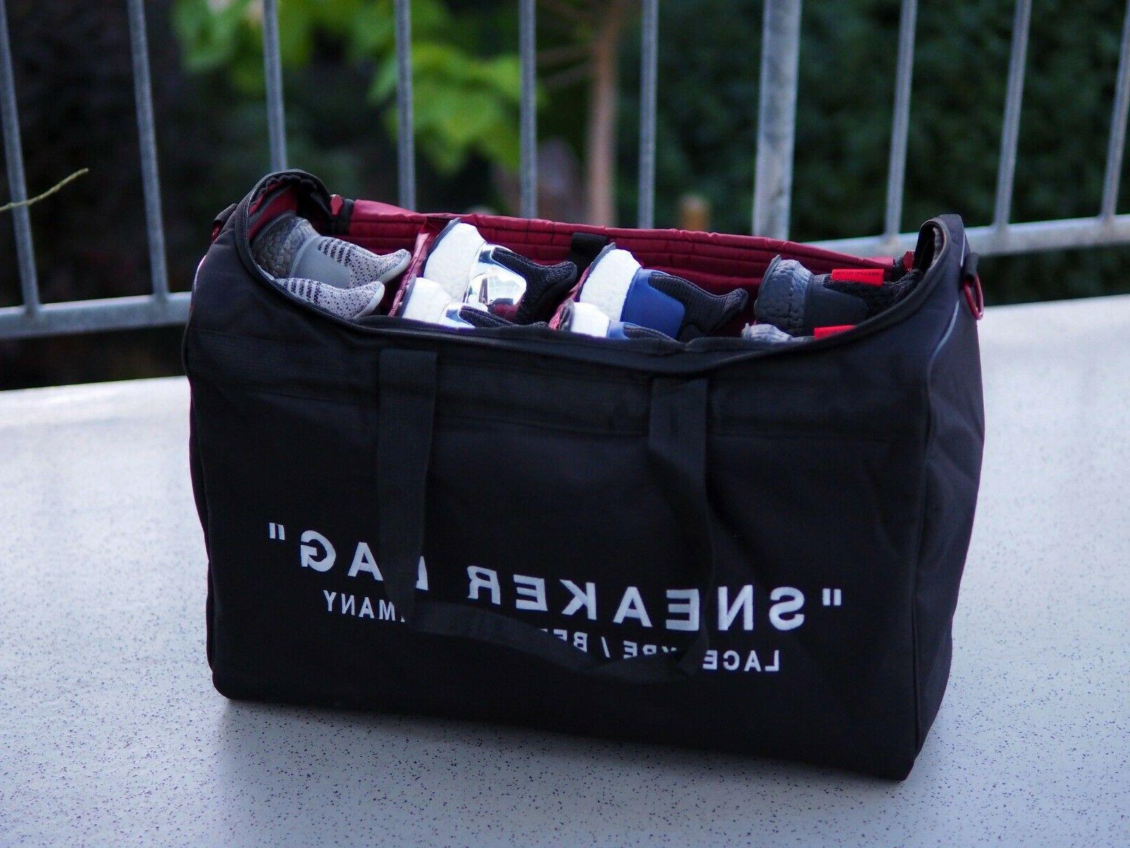"""""""SNEAKER Gym / Bag up 4 shoe compartments"""