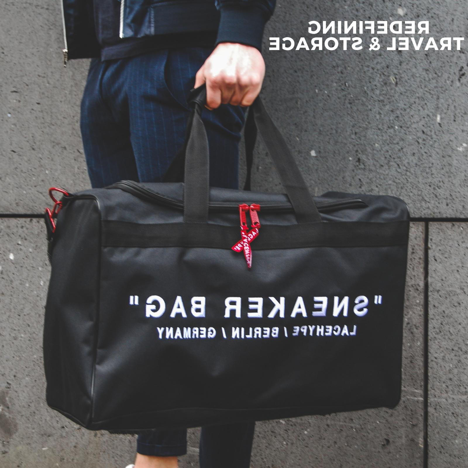 """""""SNEAKER Bag Gym / Bag with to 4 shoe"""