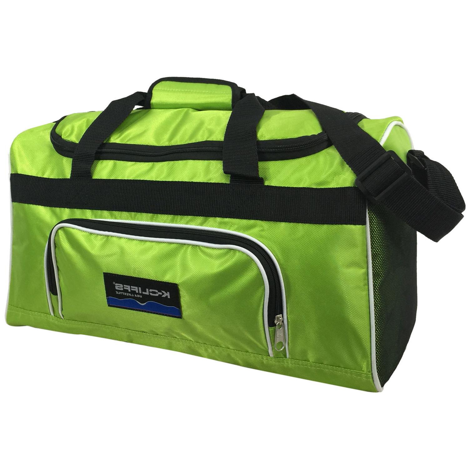 Gym Bag Quality Sport Equipment Gear Bags Travel Duffel Tote