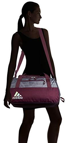 adidas Squad Duffel Onix Night