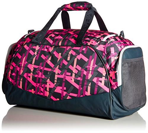 Under Armour II Duffle, Ballet /Stealth Size