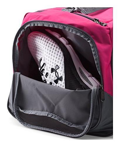 II Duffle, Tropic Pink /White, One Size