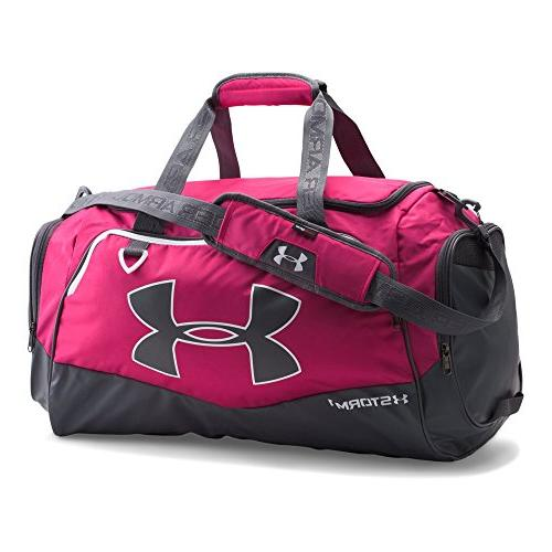 Under Undeniable II Duffle, Tropic /White,