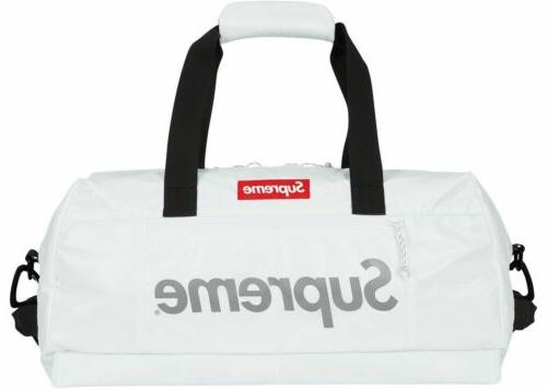 NEW SUPREME²2019 BAG CORDURA FABRIC FW17 BOX LOGO BRAND NEW