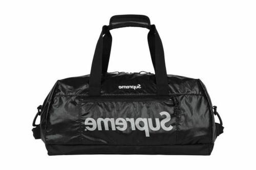NEW SUPREME²2019 DUFFLE BAG RED FW17 BOX NEW