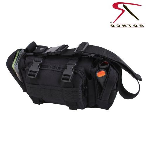 Rothco Tactical 4 D-Ring MOLLE Compatible Convertipack with