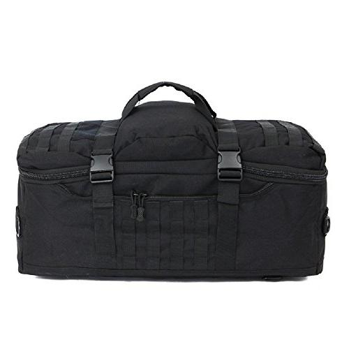 Tactical Bag Padded Shoulder Straps Duffle Bag