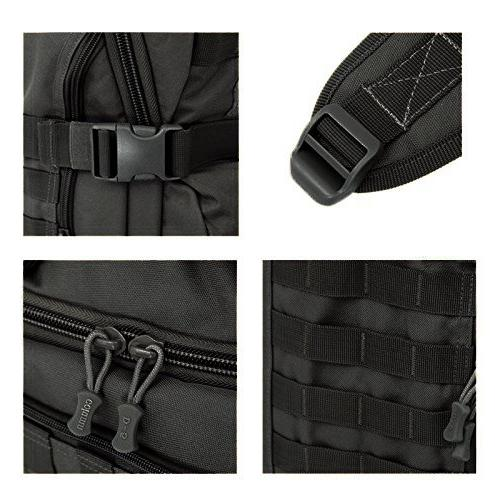 Tactical Multifunctional Travel Bag Shoulder Straps Duffel Duffle Bag