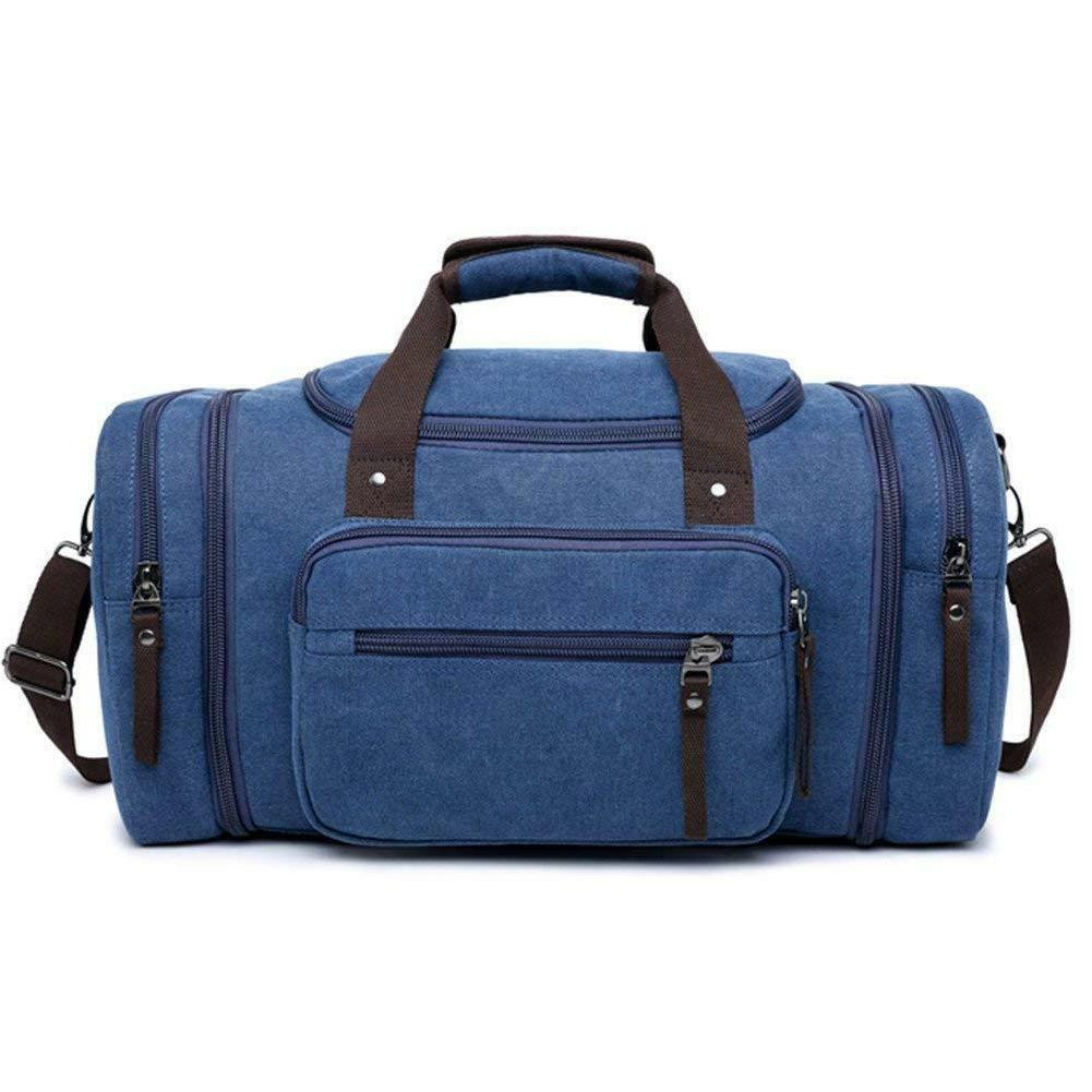 Toupons 20.8'' Canvas Travel Weekender Duffle
